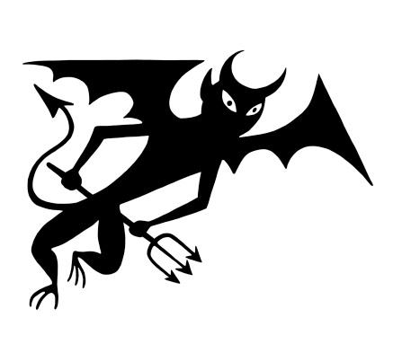 Devil with a Pitchfork