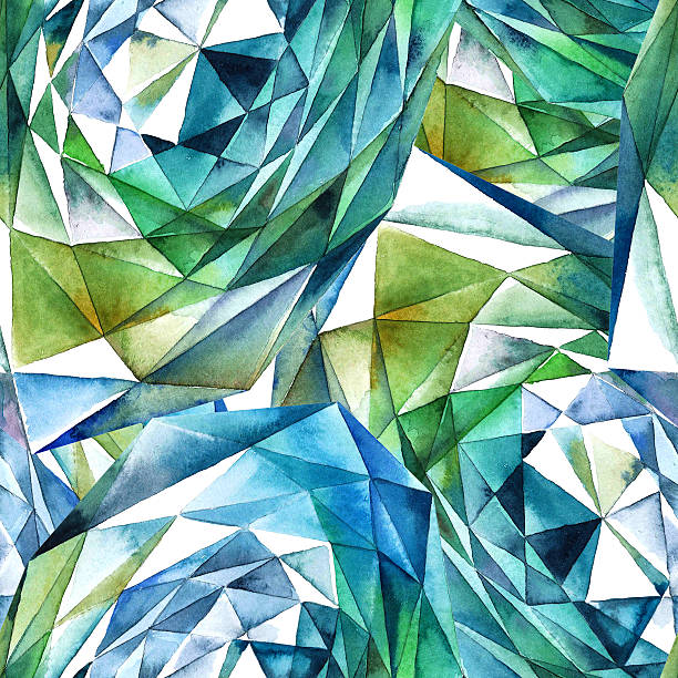 Diamantes fondo con textura - ilustración de arte vectorial