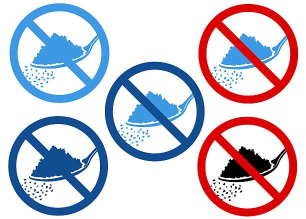 Icono de productos de dietas - ilustración de arte vectorial
