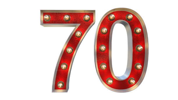 70 number 3d clip vector illustrations illustration digital similar royalty