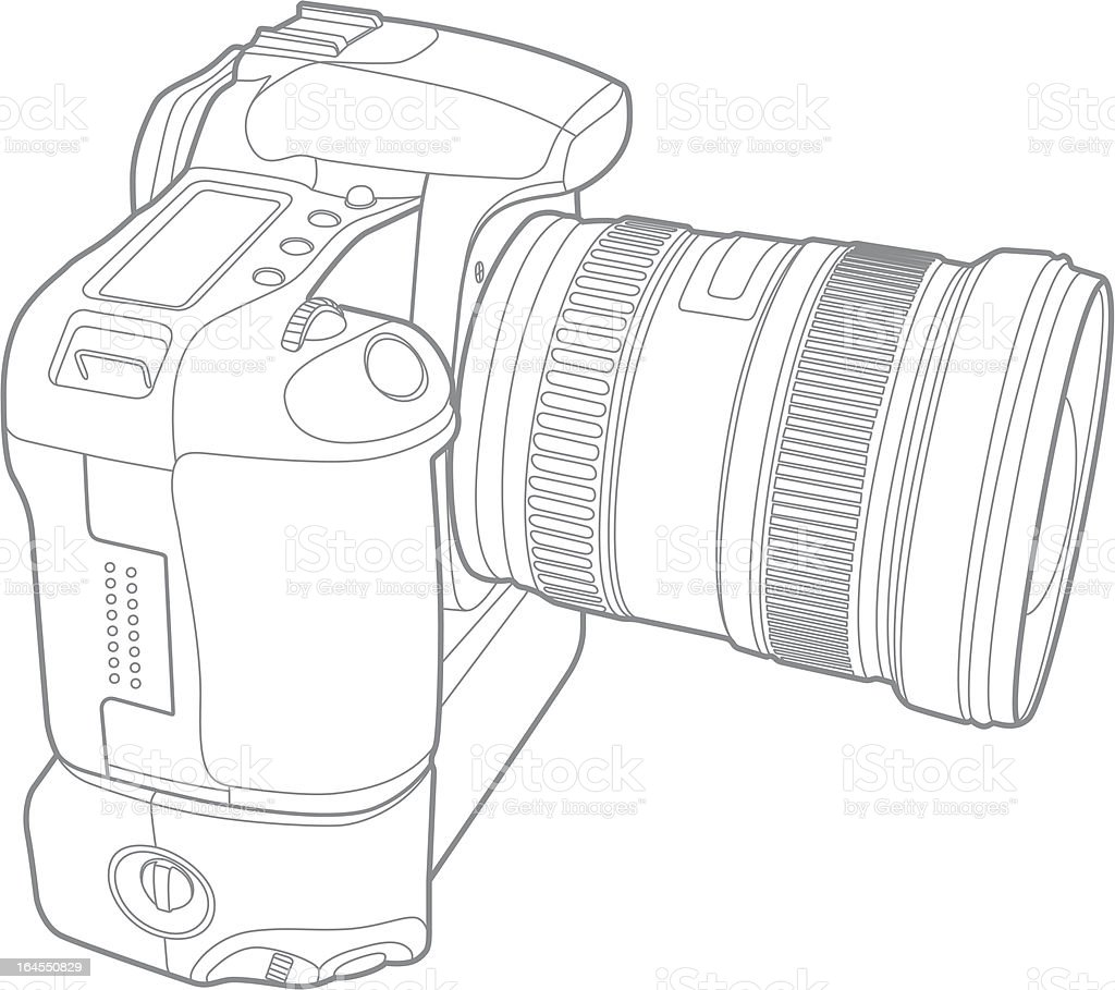 Digital Camera royalty-free digital camera stock vector art & more images of art
