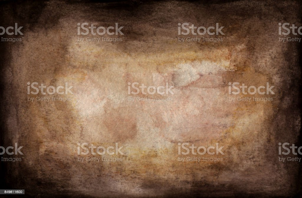 Dirty background, old grunge background texture paper. Abstract watercolor texture background. vector art illustration