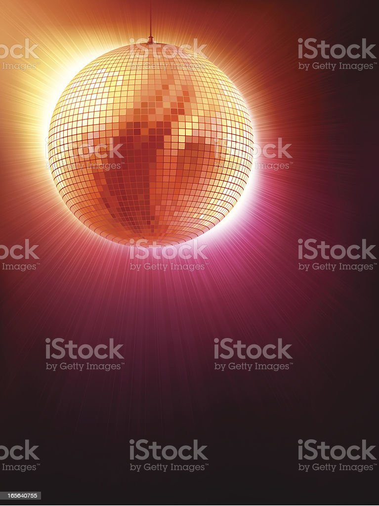 Disco Ball royalty-free disco ball stock vector art & more images of celebration