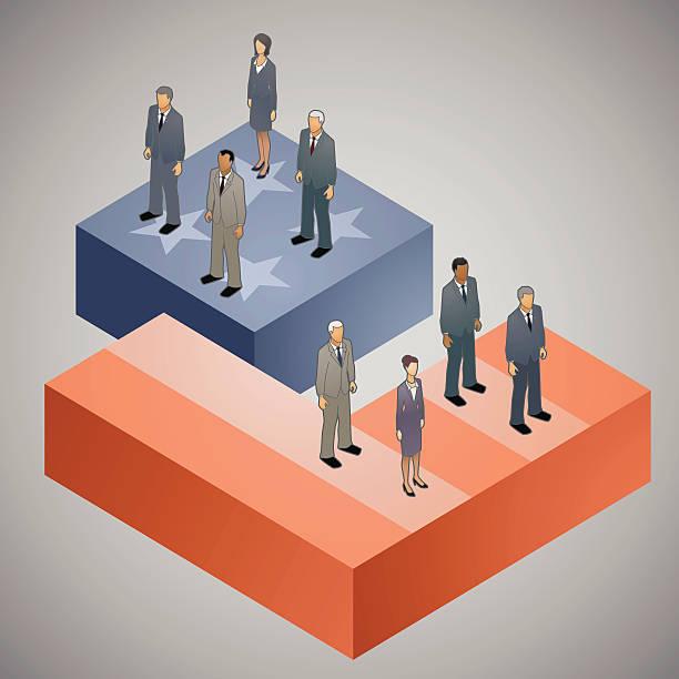 america illustration unterteilt - abgeordnetenhaus stock-grafiken, -clipart, -cartoons und -symbole