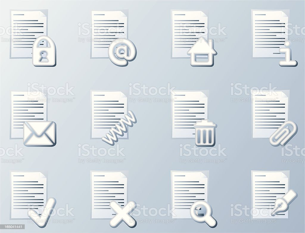 documents royalty-free documents stock vector art & more images of advice