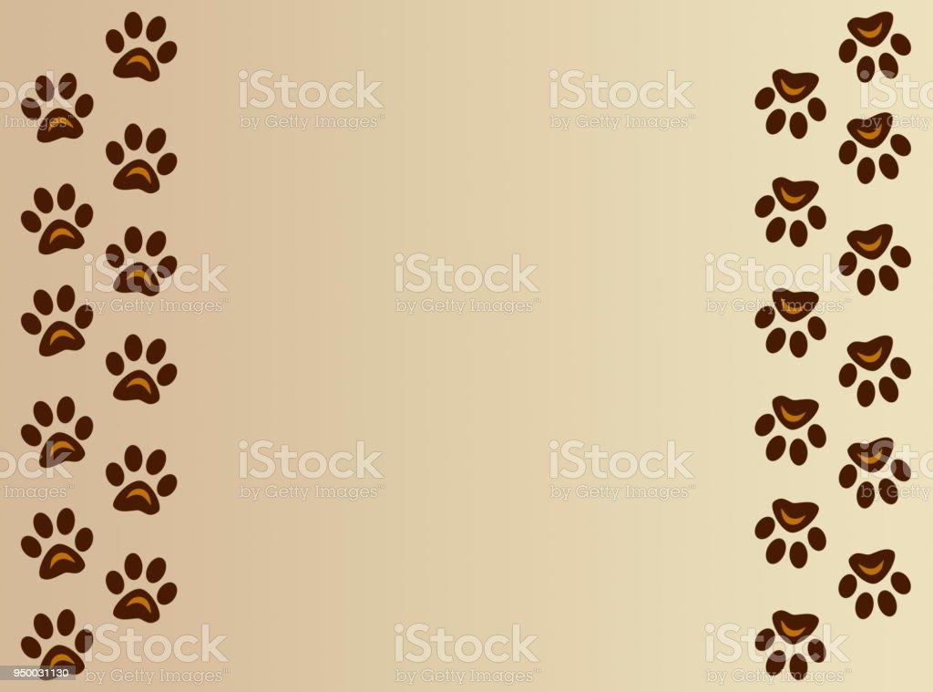 Berühmt Dog Paw Picture Frame Galerie - Badspiegel Rahmen Ideen ...