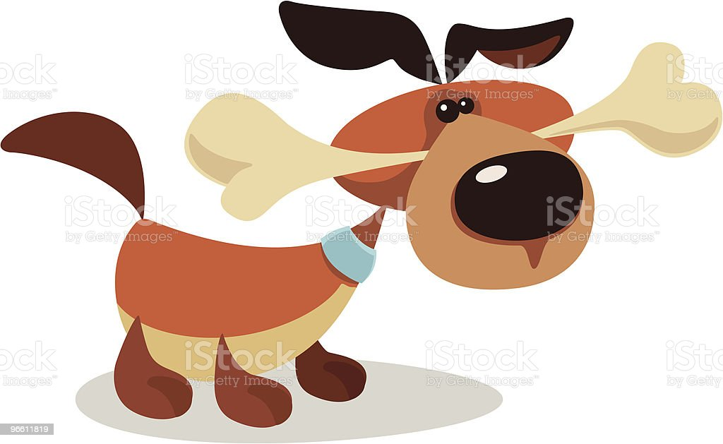 doggie - Royalty-free Animal stock vector