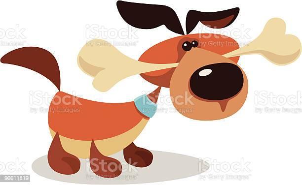 Doggie-vektorgrafik och fler bilder på Brun - Beskrivande färg