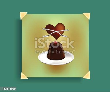 istock dolce cuore per san valentino 163816995