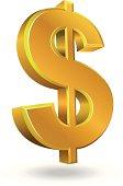 istock Dollar sign 165926049