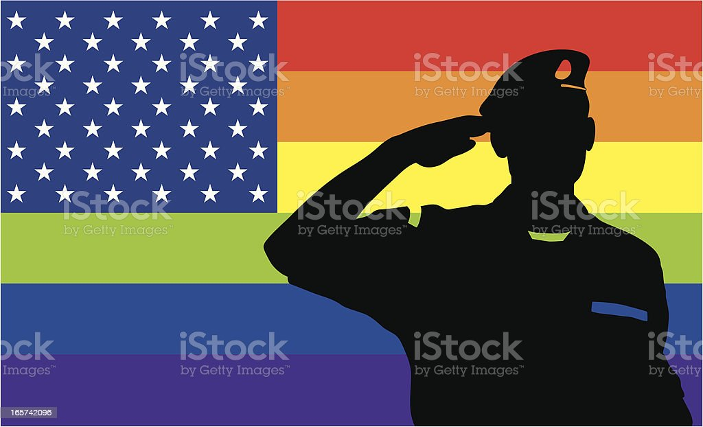 Don't Ask Dont Tell royalty-free dont ask dont tell stock vector art & more images of armed forces