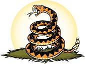dont tread on me snake