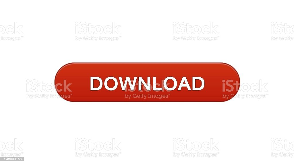 Download web interface button blue color internet site design.