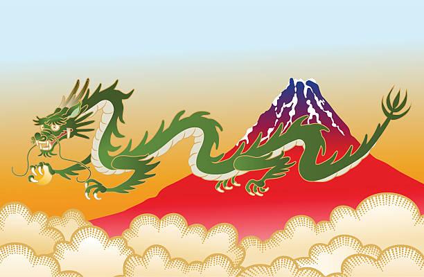 bildbanksillustrationer, clip art samt tecknat material och ikoner med dragon art - landformation