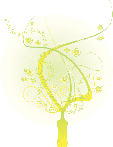 Drink explosion: lemonlime