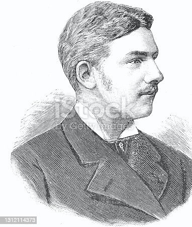istock Duke Louis Philip of Orleans, major French noble who supported the French Revolution 1312114373