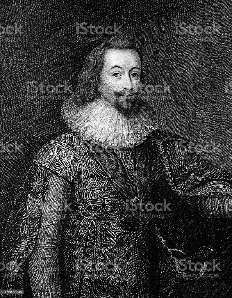 Duke of Buckingham royalty-free duke of buckingham stock vector art & more images of 16th century