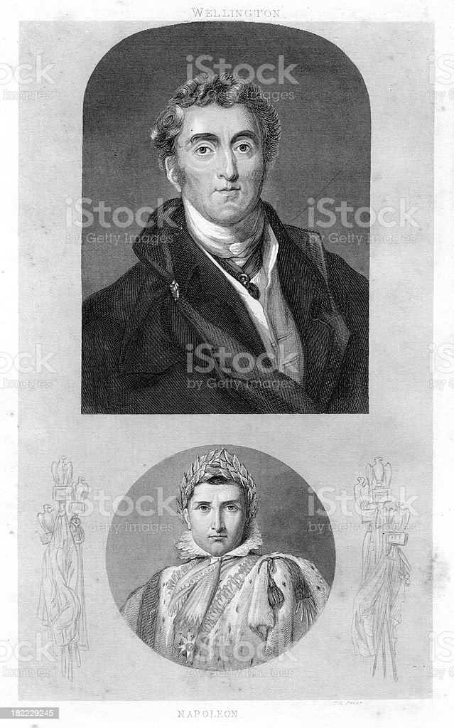 comparing and contrasting napoleon bonaparte and arthur the duke of wellington Not possessed of the genius of napoleon, wellington was moulded in more human proportions, and had none of the negative qualities that lay on the other side the civilized game of european warfare had not seen anything like bonaparte's agressive strategy and tactics amazing victories partly due to.