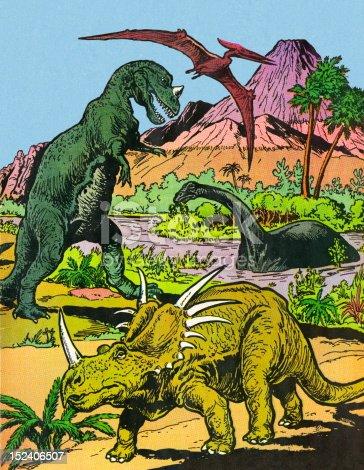 Dynosaurs