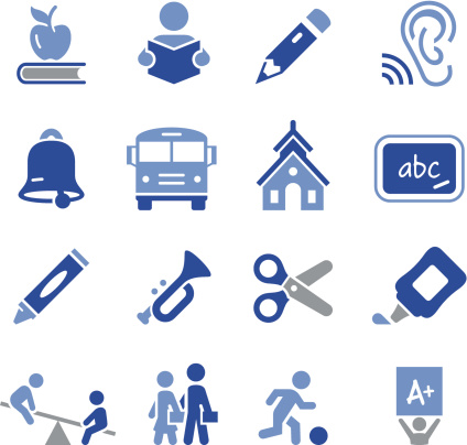 Early Learning Icons - Pro Series