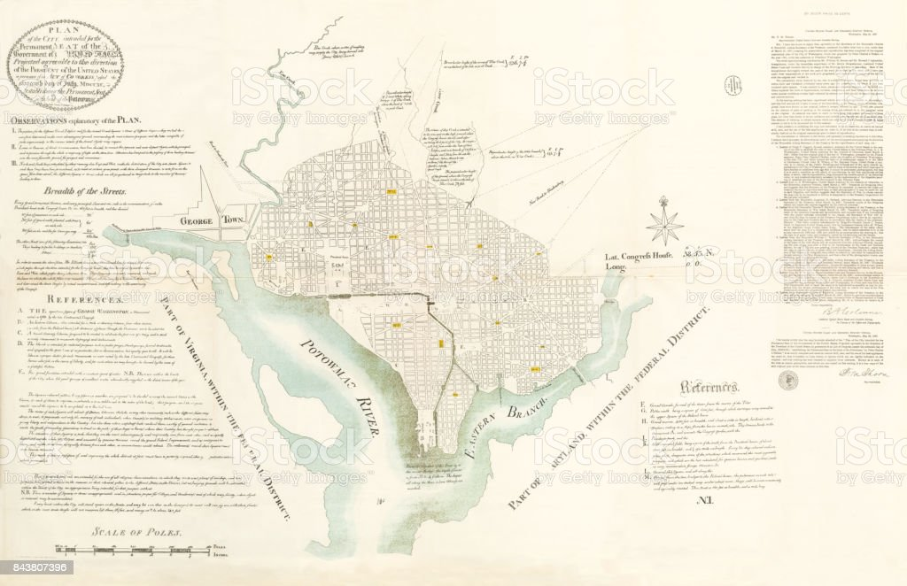 Early Map Of The City And Capitol Of Washington Dc United ... on dc city map, dc train map, dc neighborhood map, wa dc map, dc on a map, dc airports map, dc walking map, dc location on map, dc tourist map, dc tour map, dc museums map, dc transit map, dc state map, dc county map, dc capital map, dc crime map, dc attractions map, virginia map, dc road map, dc street maps,