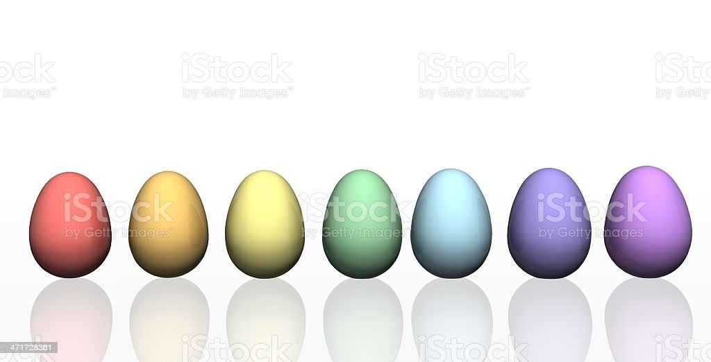 Ostereier royalty-free ostereier stock vector art & more images of animal egg