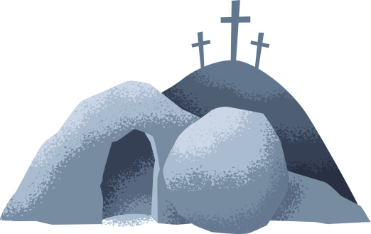 easter grave