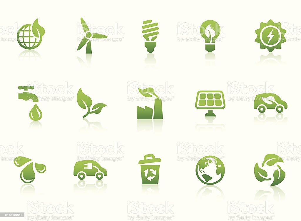 Eco Friendly icons