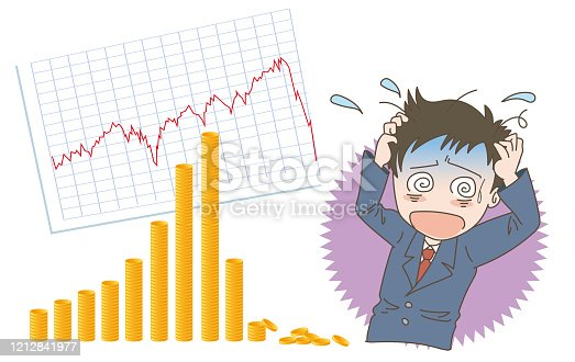 Vector illustration image of business