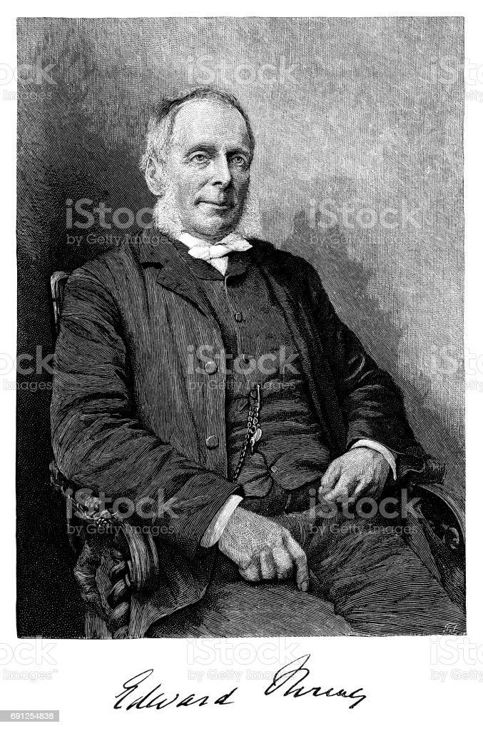 エドワード アービング - 19世紀...