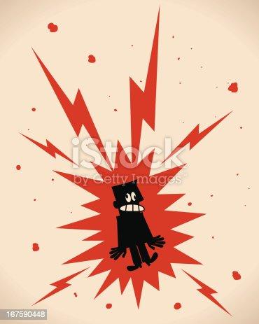 istock Electric Shock 167590448