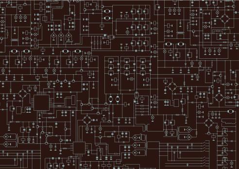 Electronic Scheme Background