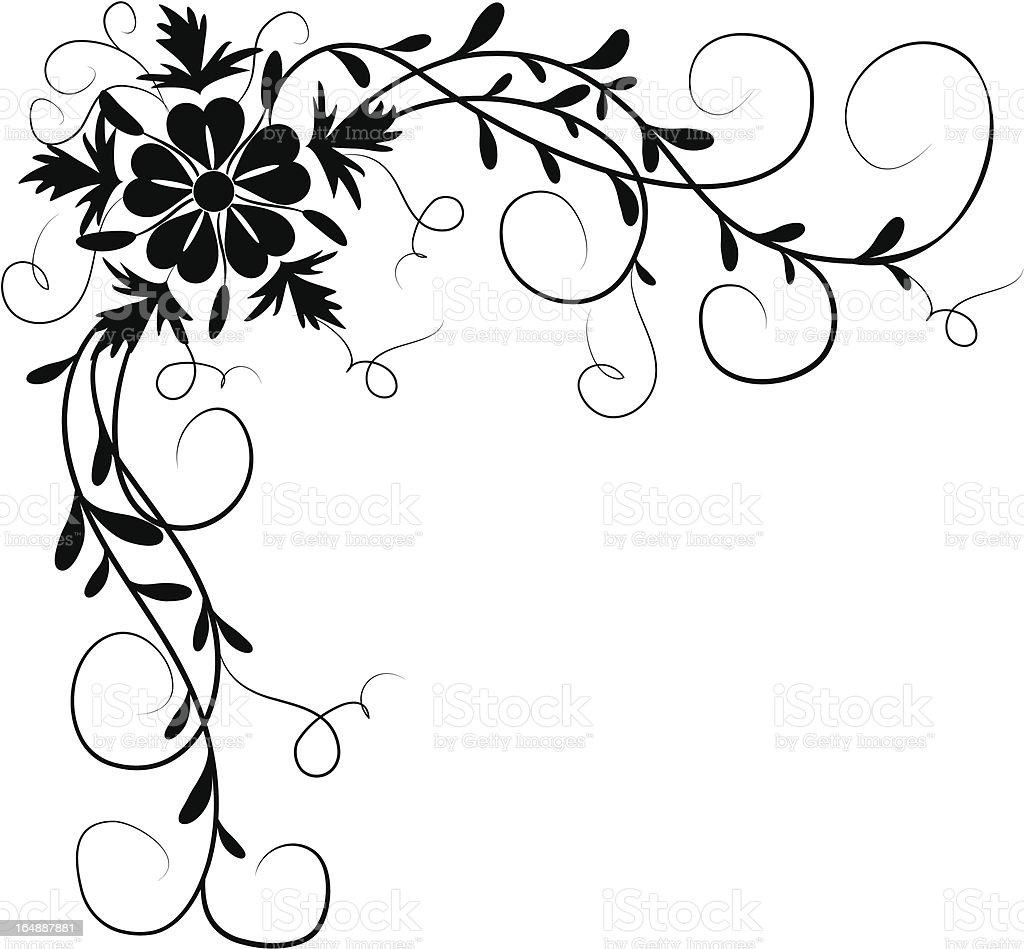 Element for design, vector royalty-free stock vector art