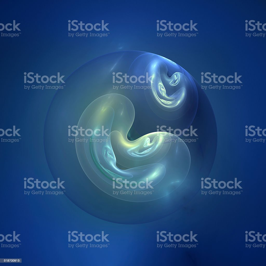embryo vector art illustration