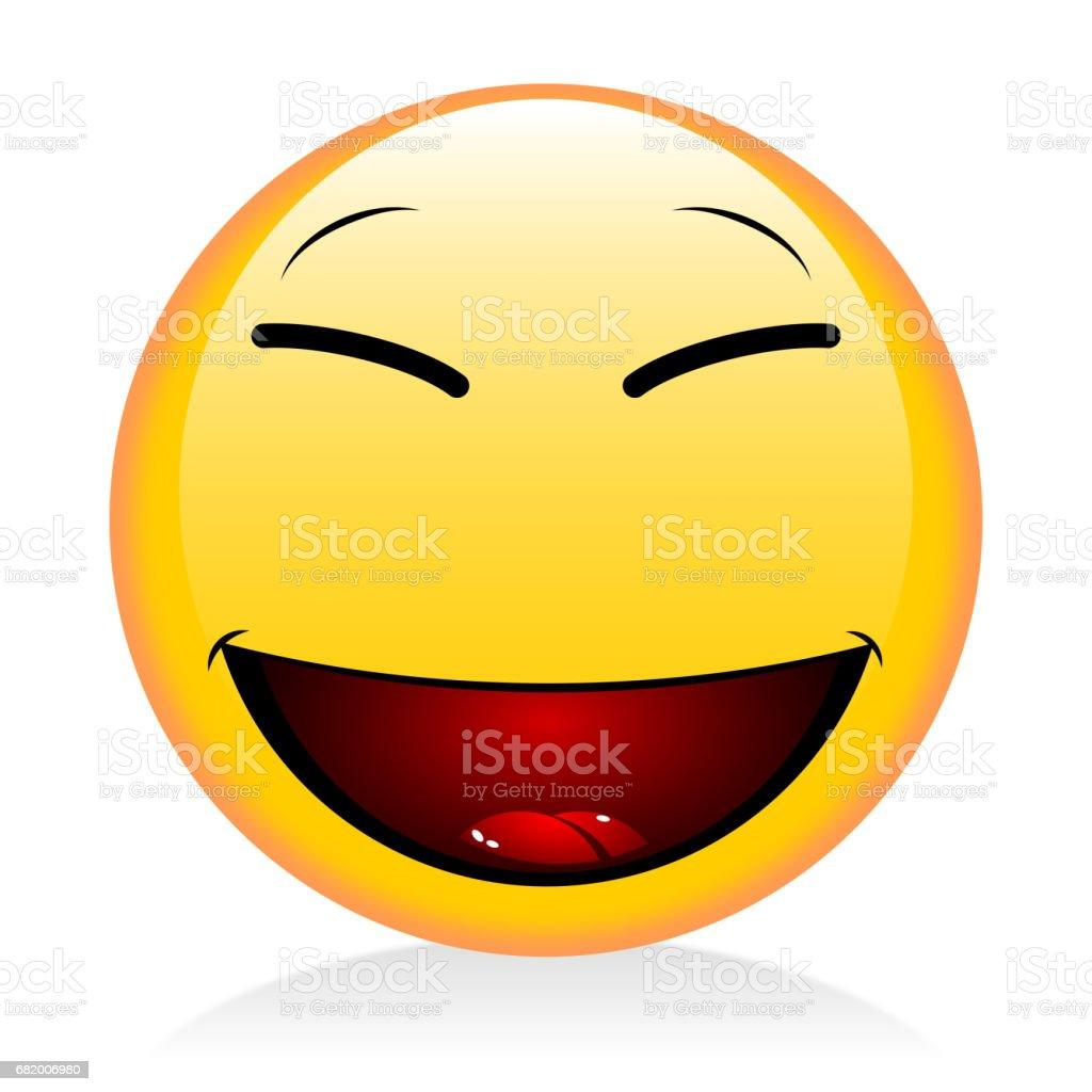 絵文字顔文字 笑う アメリカ合衆国のベクターアート素材や画像を多数ご用意 Istock