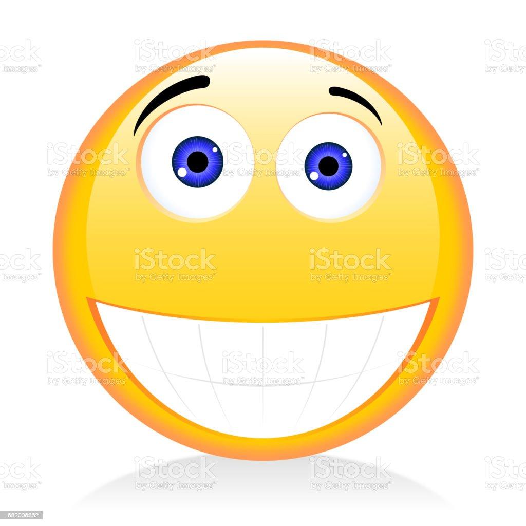 Ilustración De Emoji Emoticonos Risa Y Más Banco De Imágenes De