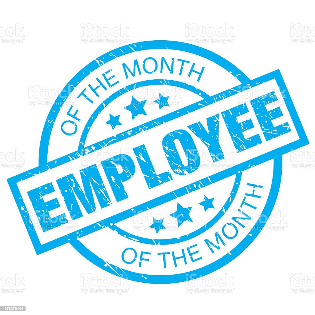 royalty free employee of the month clip art vector images rh istockphoto com employee recognition clipart