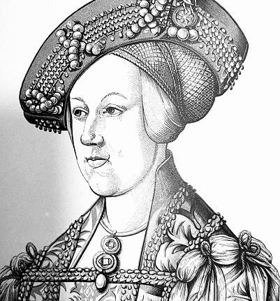 Empress Maria of Hungary