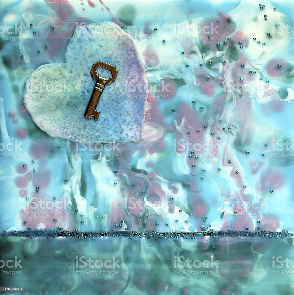 Encaustic Mixed Media Art Collage royalty-free encaustic mixed media art collage stock vector art & more images of abstract