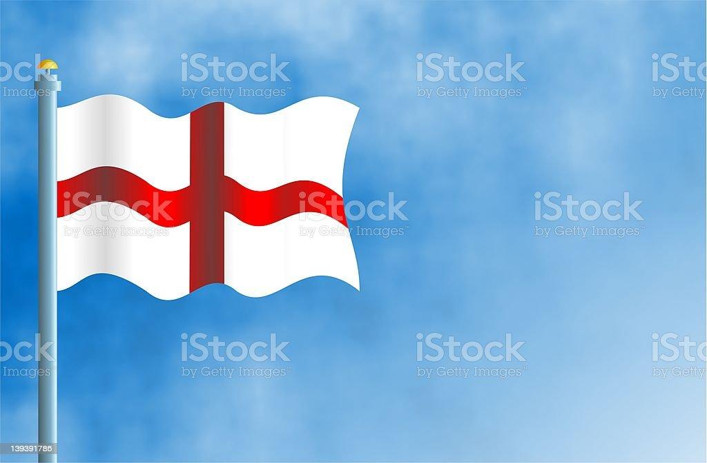 England royalty-free stock vector art