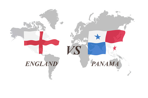 .  G. England vs Panama