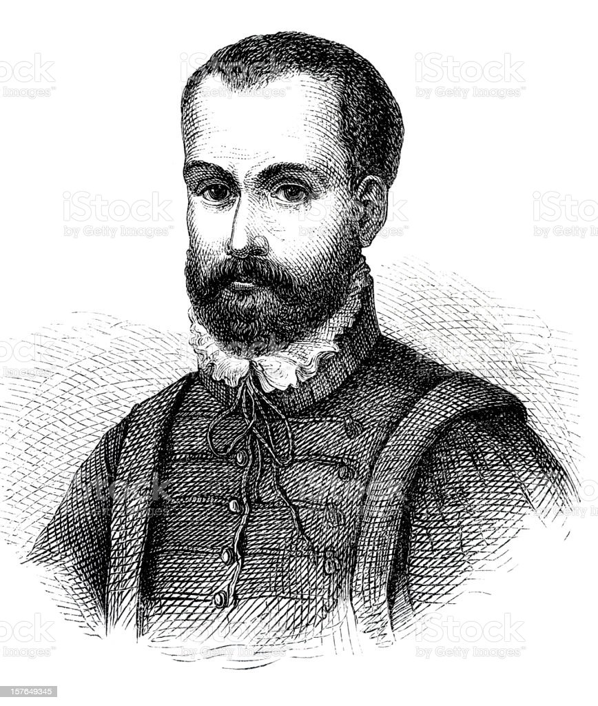 Engraving of philosopher Niccolo Machiavelli from 1870 royalty-free engraving of philosopher niccolo machiavelli from 1870 stock vector art & more images of 19th century