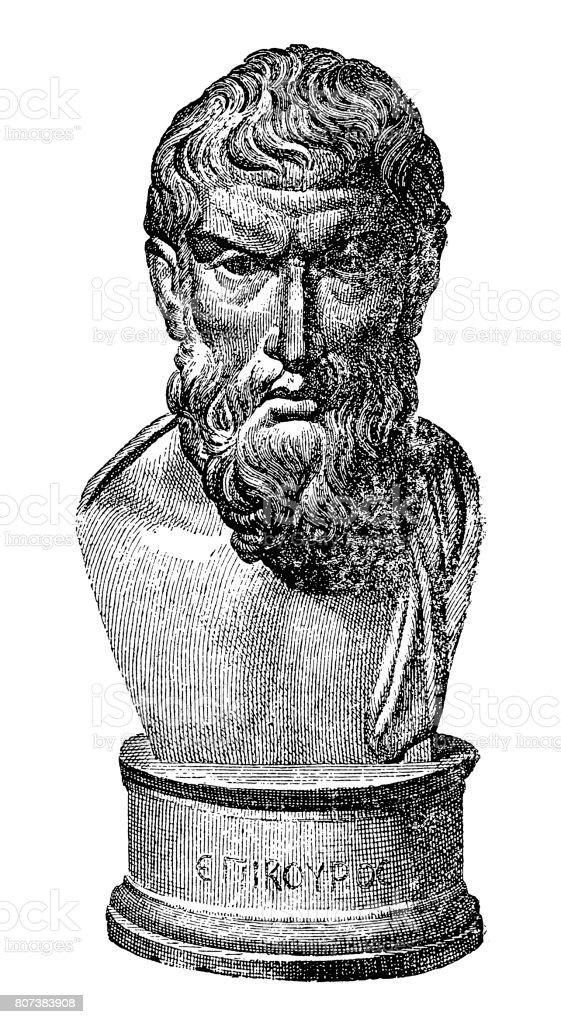エピクロス ギリシャの哲学者 - ...