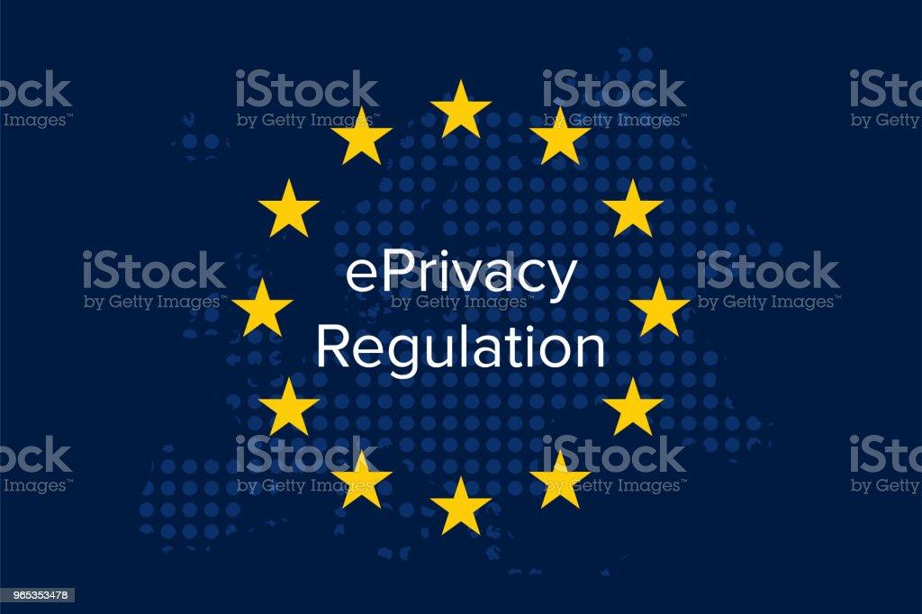 ePrivacy regulation eprivacy regulation - stockowe grafiki wektorowe i więcej obrazów akta royalty-free