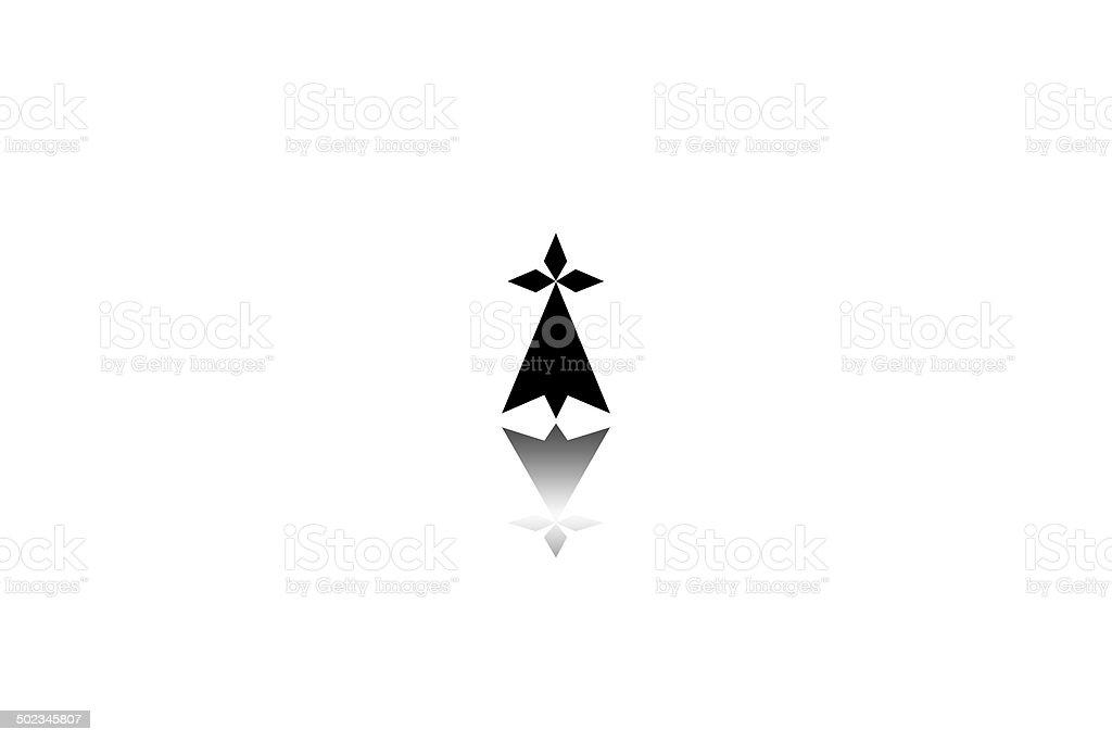 Ermine Background Symbol Of Brittany Stockvectorbeelden 502345807