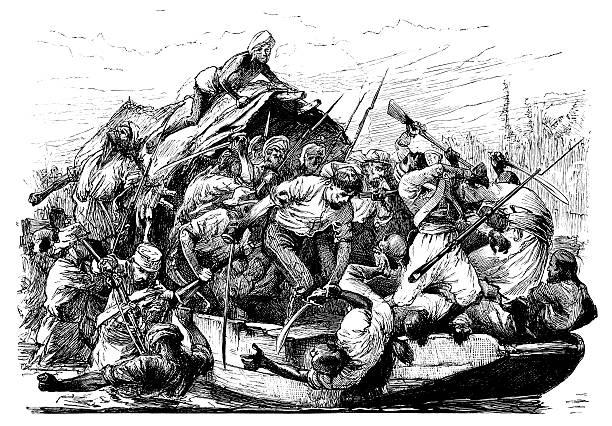 1857年のインド大反乱 イラスト素材 - iStock