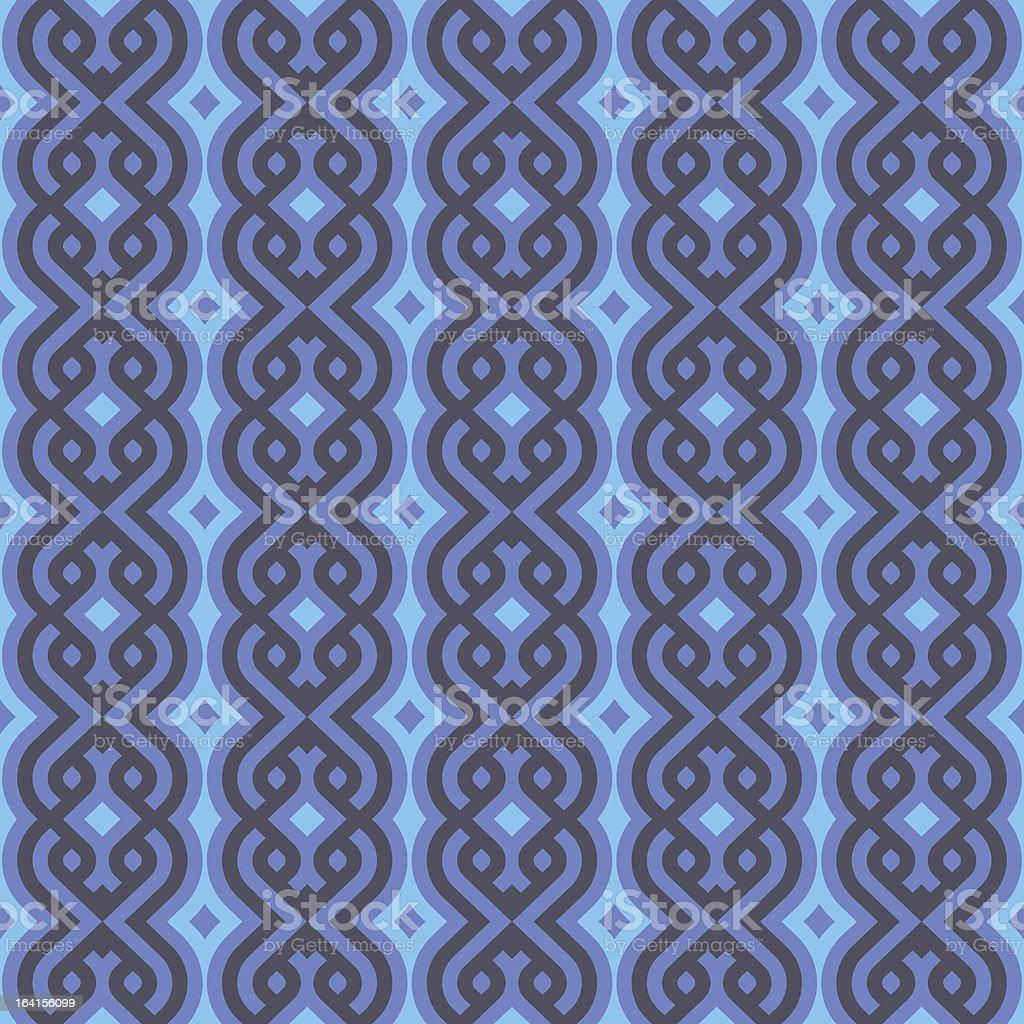 ethnic modern geometric seamless pattern ornament background royalty-free stock vector art