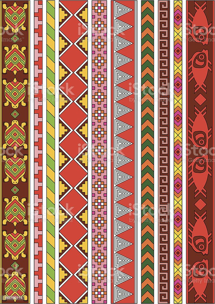 Ethnic Vertical Banners royalty-free ethnic vertical banners stock vector art & more images of animal