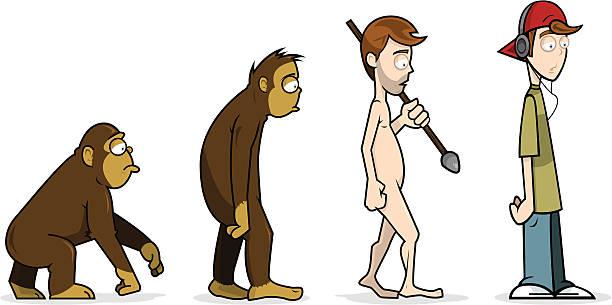 Royalty Free Full Body Naked Men Cartoon Clip Art, Vector Images  Illustrations - Istock-4537