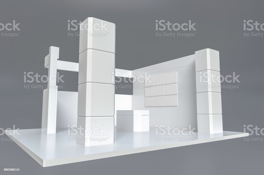 exhibition stand royalty-free exhibition stand stock vector art & more images of advertisement